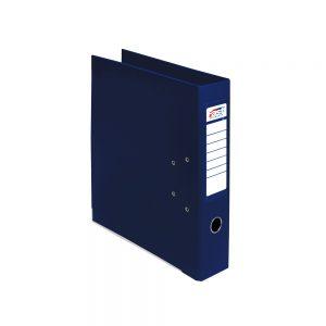 archivador azul